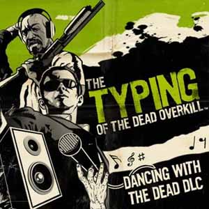 Acheter Typing of the Dead Overkill Dancing with the Dead Clé Cd Comparateur Prix