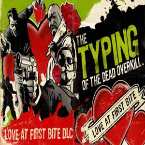 Acheter Typing of the Dead Overkill Love at First Bite Clé Cd Comparateur Prix