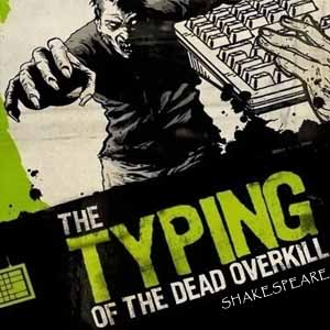 Acheter Typing of the Dead Overkill Shakespeare Clé Cd Comparateur Prix