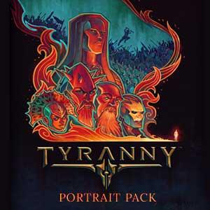 Tyranny Portrait Pack