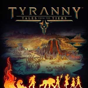 Acheter Tyranny Tales from the Tiers Clé Cd Comparateur Prix
