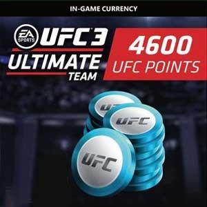 UFC 3 4600 Points