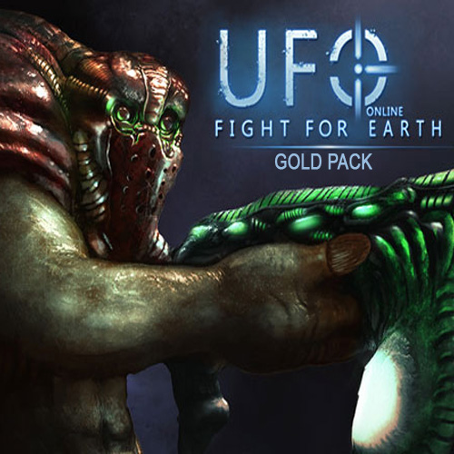 UFO Online Fight for Earth Gold Pack