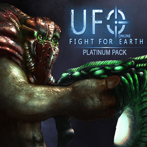 UFO Online Fight for Earth Platinum Pack