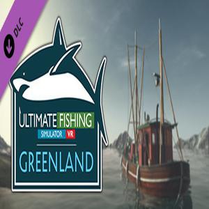 Ultimate Fishing Simulator VR Greenland