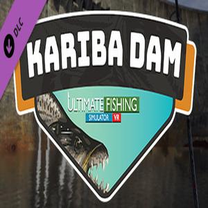 Ultimate Fishing Simulator VR Kariba Dam