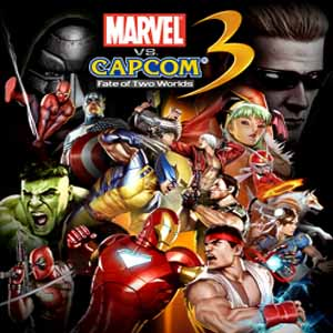 Acheter Ultimate Marvel vs Capcom 3 Fate of Two Worlds Xbox 360 Code Comparateur Prix
