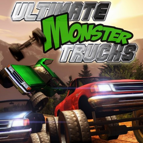 Acheter Ultimate Monster Trucks Cle Cd Comparateur Prix