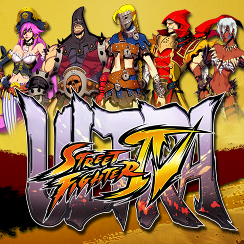 Ultra Street Fighter 4 2014 Challengers Costume Pack