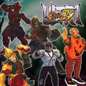 Ultra Street Fighter 4 Shoryuken Horror Pack