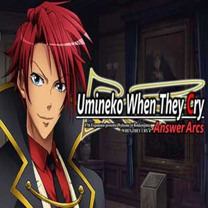 Umineko When They Cry Answer Arcs
