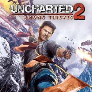 Telecharger Uncharted 2 Among Thieves PS3 code Comparateur Prix