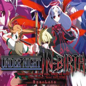 Telecharger Under Night In-Birth Exe Late PS3 code Comparateur Prix