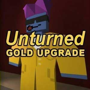 Unturned Permanent Gold Upgrade