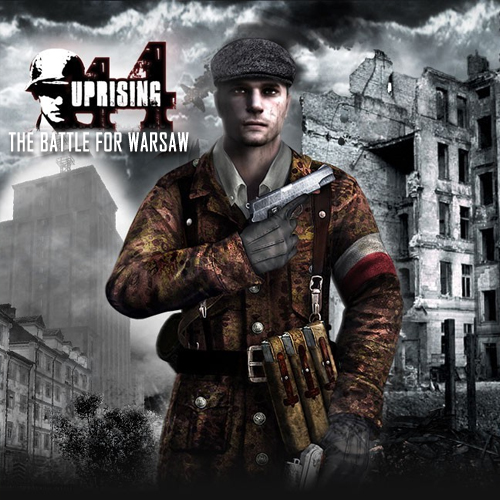 Acheter Uprising 44 The Battle for Warsaw Clé Cd Comparateur Prix