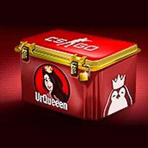 Acheter UrQueeen CSGO Skins Case Clé Cd Comparateur Prix