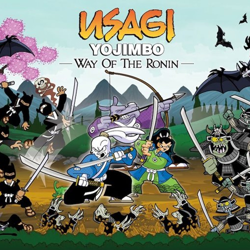 Usagi Yojimbo Way of the Ronin