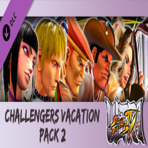 USF4  Challengers Vacation Pack 2