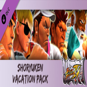 USF4 Shoryuken Vacation Pack