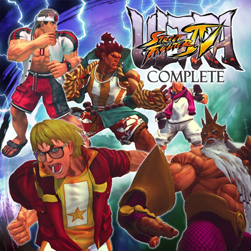 USFIV Vacation Complete Pack