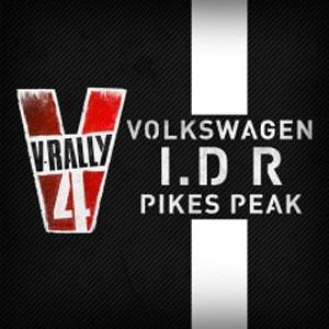 V Rally 4 Volkswagen I.D.R Pikes Peak