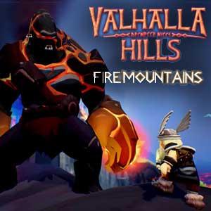 Acheter Valhalla Hills Fire Mountains Clé Cd Comparateur Prix