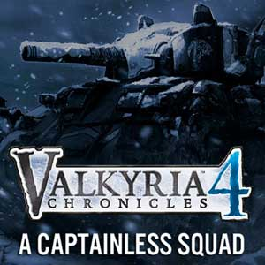 Acheter Valkyria Chronicles 4 A Captainless Squad Clé CD Comparateur Prix
