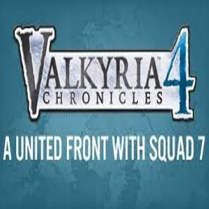 Acheter Valkyria Chronicles 4 A United Front with Squad 7 Xbox Series Comparateur Prix