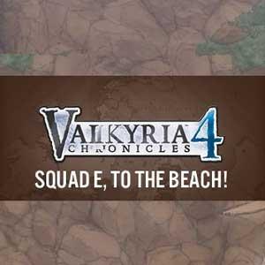 Acheter Valkyria Chronicles 4 Squad E to the Beach Clé CD Comparateur Prix