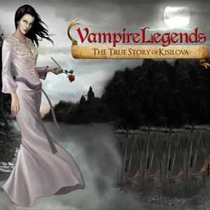Acheter Vampire Legends The True Story of Kisilova Clé Cd Comparateur Prix