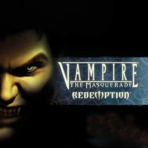 Vampire The Masquerade Redemption