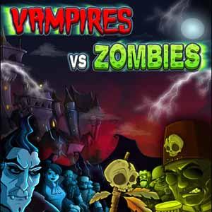 Acheter Vampires vs Zombies Clé Cd Comparateur Prix