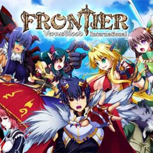 Acheter VenusBlood FRONTIER International Clé CD Comparateur Prix