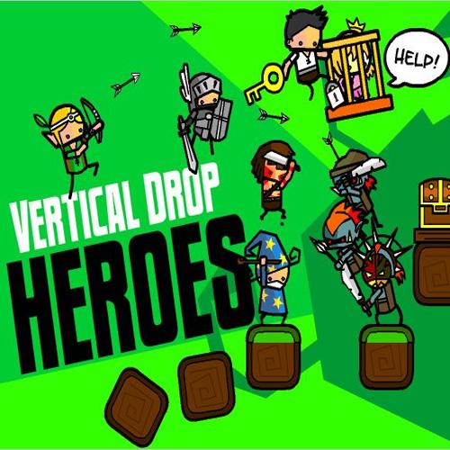 Acheter Vertical Drop Heroes HD Cle Cd Comparateur Prix