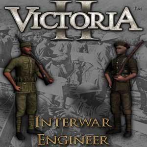 Victoria 2 Interwar Engineer Unit Pack