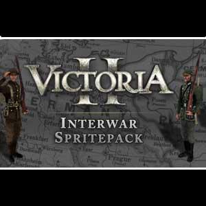 Victoria 2 Interwar Spritepack