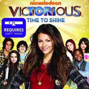 Acheter Victorious Time to Shine Xbox 360 Code Comparateur Prix