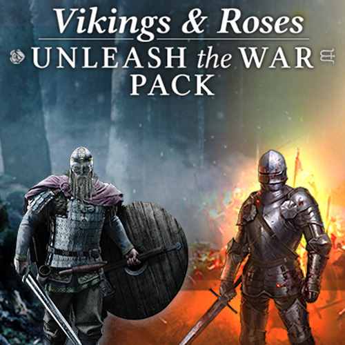 Vikings & Roses Unleash the War Pack