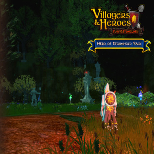 Acheter Villagers and Heroes Hero of Stormhold Pack Clé Cd Comparateur Prix