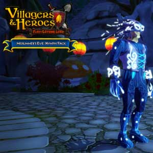 Acheter Villagers and Heroes Midsummers Eve Nymph Pack Clé Cd Comparateur Prix