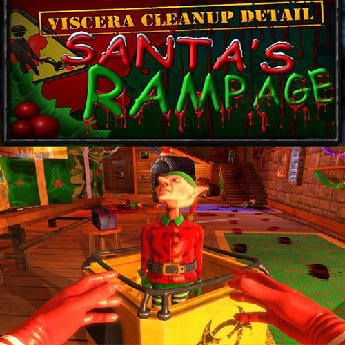 Acheter Viscera Cleanup Detail Santas Rampage Cle Cd Comparateur Prix