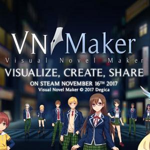 Acheter Visual Novel Maker Clé CD Comparateur Prix