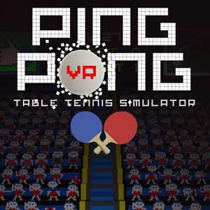 Acheter VR Ping Pong Clé Cd Comparateur Prix