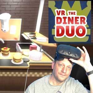 Acheter VR The Diner Duo Clé Cd Comparateur Prix
