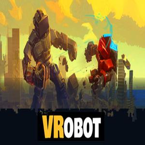 VRobot VR Giant Robot Destruction Simulator