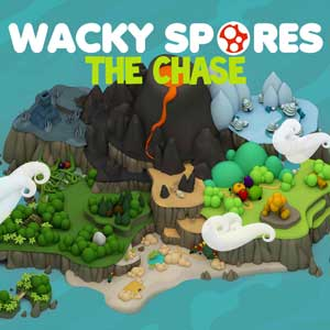 Wacky Spores The Chase