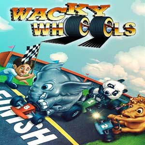 Acheter Wacky Wheels HD Clé Cd Comparateur Prix