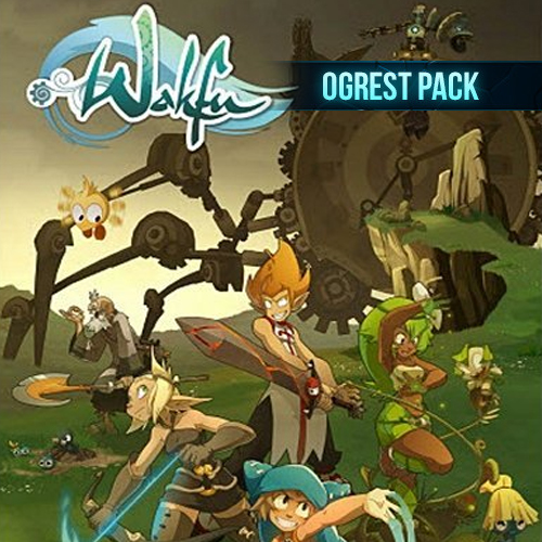 WAKFU Ogrest Pack
