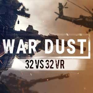 WAR DUST 32 VS 32 BATTLES VR