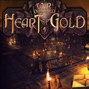 Acheter War for the Overworld Heart of Gold Clé Cd Comparateur Prix